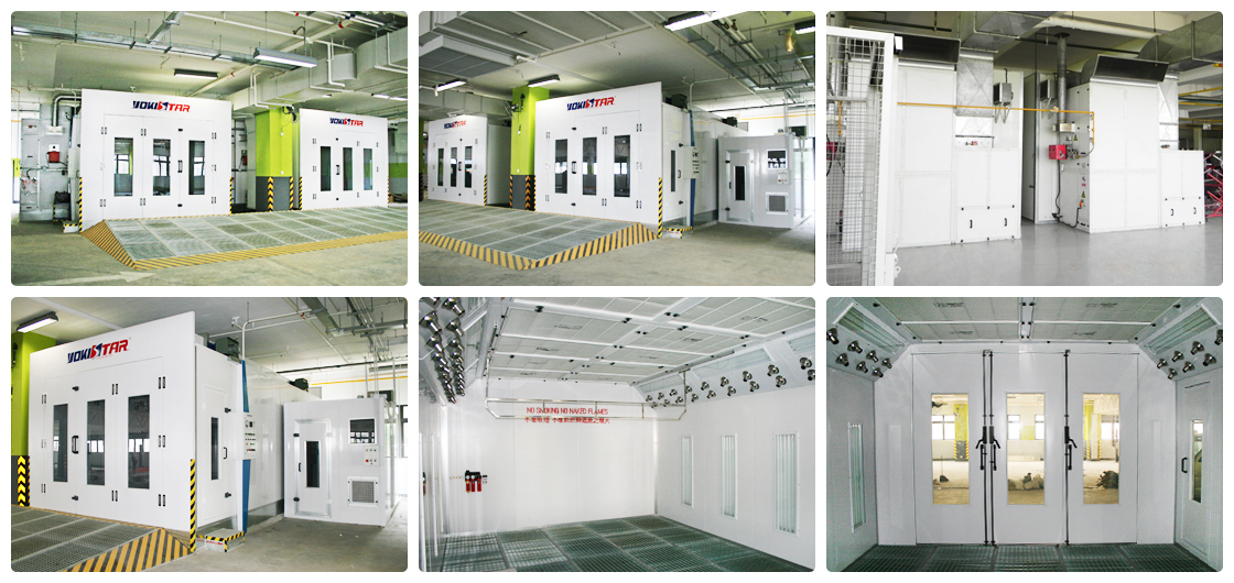 Rooms: Water Based Paint Spray Booth In Hongkong