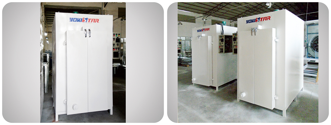 Paint / Powder Curing Oven | Industrial Paint Booth Systems ...